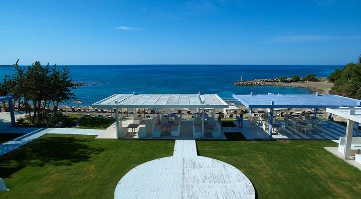 Sunrise Hotel Rhodes in Pefkos, Rhodes, Greek Islands