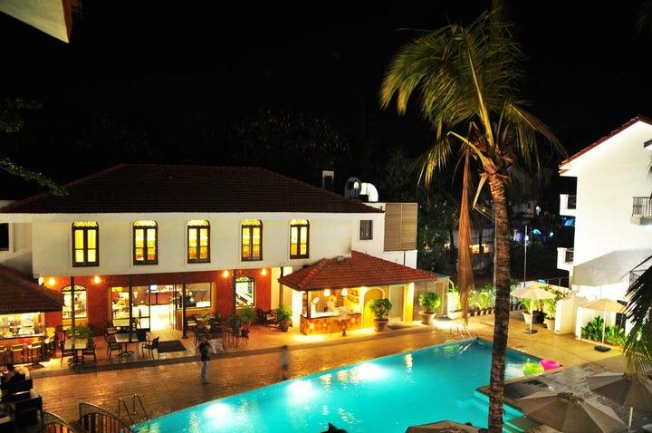Citrus Resort, Goa in North Goa, Goa, India