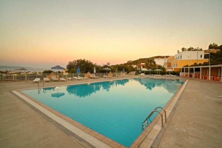 Hermes Hotel in Kefalos, Kos, Greek Islands
