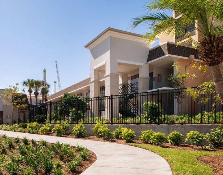 Avanti Palms Resort and Conference Center in Orlando, Florida, USA