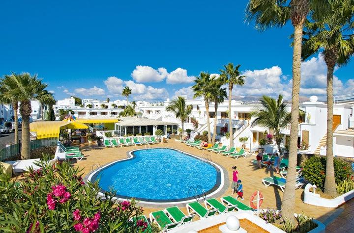 Suite Hotel Montana Club in Puerto del Carmen, Lanzarote, Canary Islands