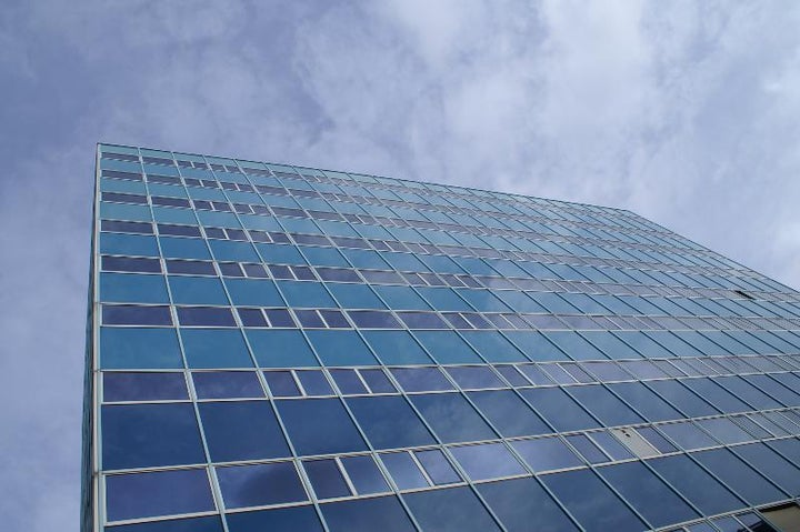 Xo Hotels Blue Tower in Amsterdam, Holland