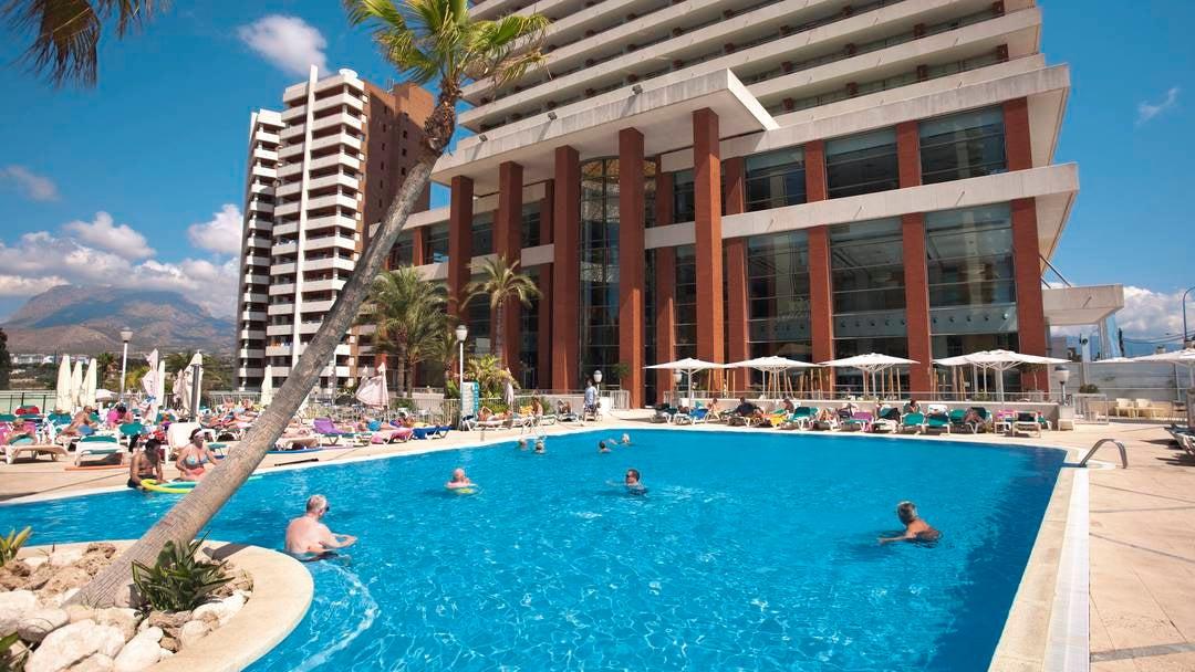 Levante Club Hotel In Benidorm Spain Holidays From 316pp Loveholidays