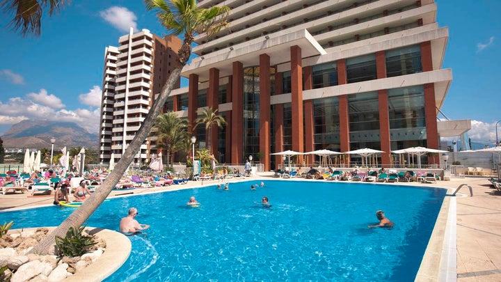 Levante Club Hotel in Benidorm, Costa Blanca, Spain