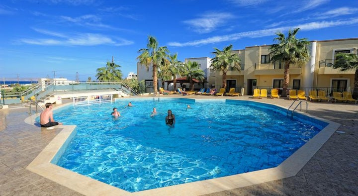 Gouves Park Holiday Resort in Gouves, Crete, Greek Islands