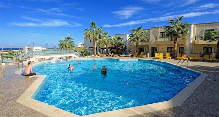 Gouves Park Holiday Resort Greek Islands