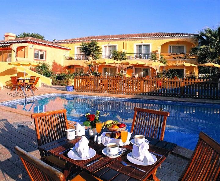Costa D'Oiro in Lagos, Algarve, Portugal