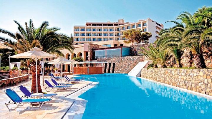 Avra Collection Mirabello Beach and Village in Aghios Nikolaos, Crete, Greek Islands