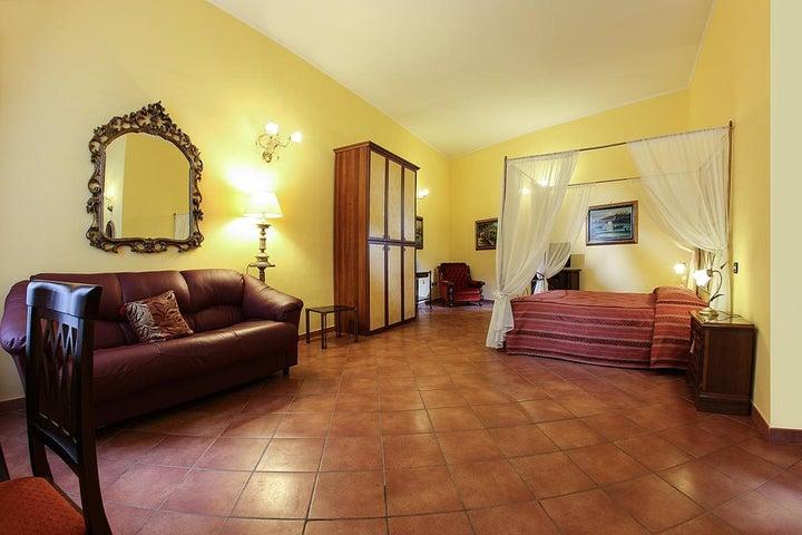 Grand Hotel Capodimonte Image 31