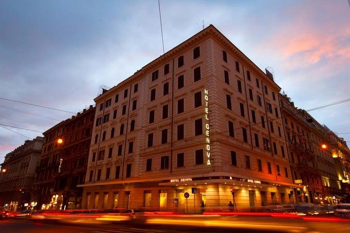 Genova Hotel in Rome, Italy