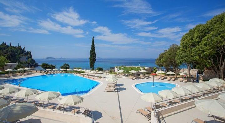 Hotel Astarea 1 in Mlini, Dubrovnik Riviera, Croatia