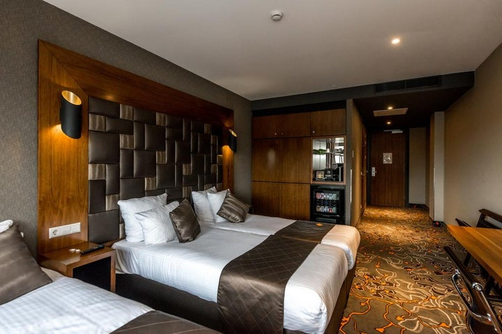 Xo Hotels Park West in Amsterdam, Holland