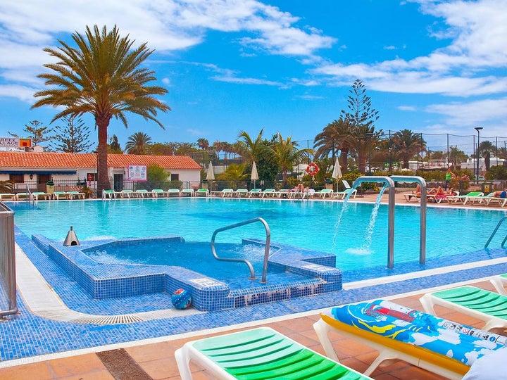 Santa Clara in Playa del Ingles, Gran Canaria, Canary Islands
