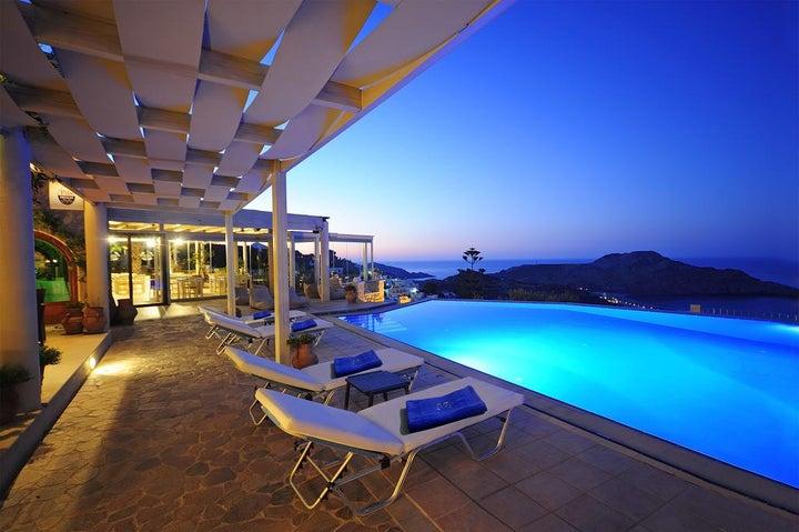Stefanos Village in Plakias, Crete, Greek Islands