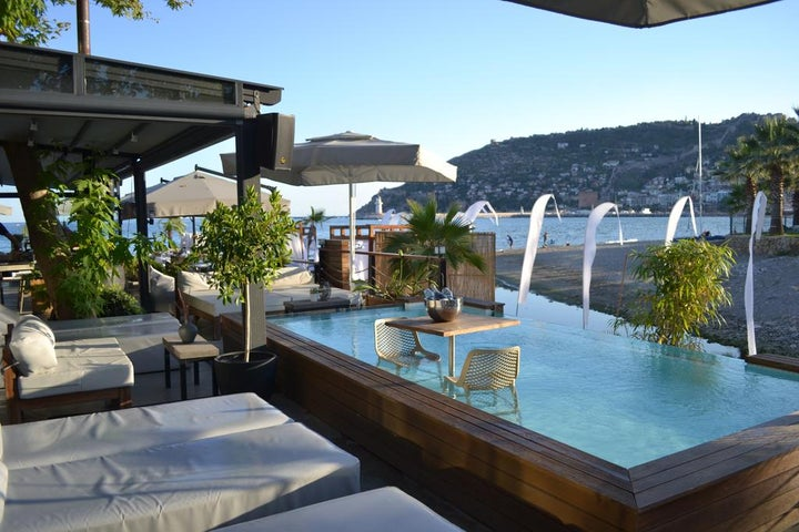 En Vie Beach Boutique Hotel in Alanya, Antalya, Turkey
