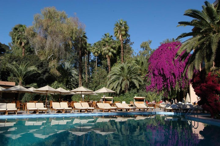Es Saadi Marrakech Resort Hotel in Marrakech, Morocco