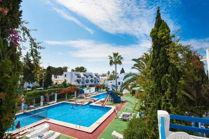 Cala Dor Park Apartments in Cala d'Or, Majorca, Balearic Islands