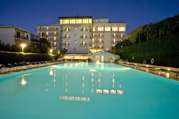 Grand Hotel Flora in Sorrento, Neapolitan Riviera, Italy