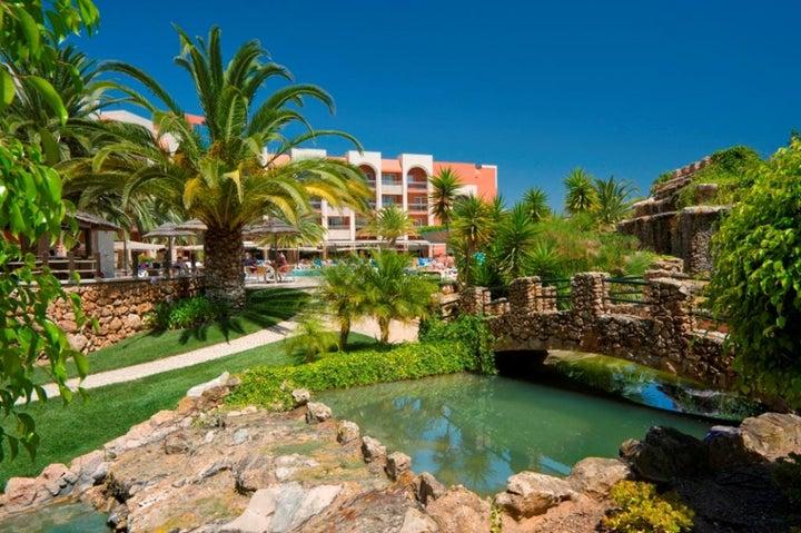 Falesia Hotel in Albufeira, Algarve, Portugal