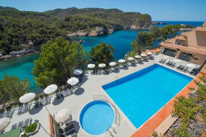 Ole Galeon Ibiza Hotel in Puerto San Miguel, Ibiza, Balearic Islands