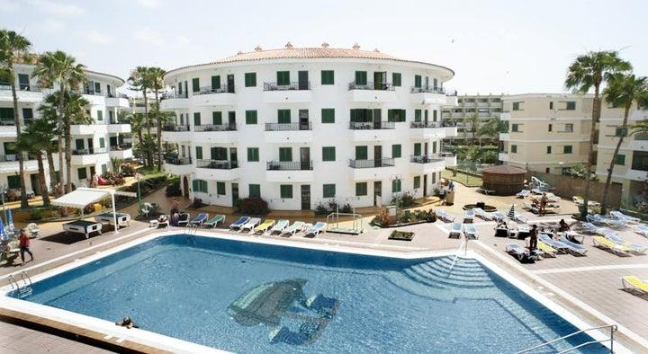 Las Faluas Apartments in Playa del Ingles, Gran Canaria, Canary Islands