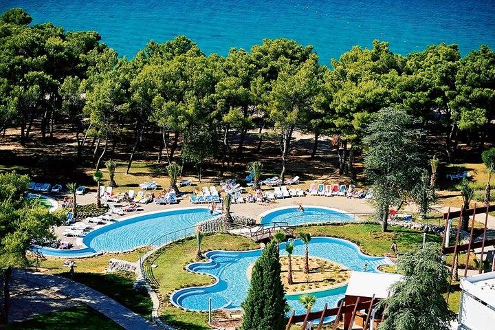 Solaris Beach Hotel Niko in Sibenik, Central Dalmatia, Croatia