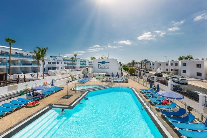 Apartments Rosamar THe Home Collection in Puerto del Carmen, Lanzarote, Canary Islands