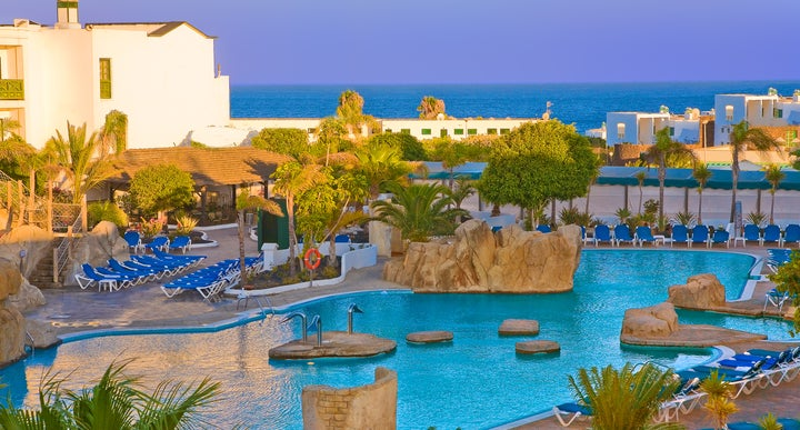 Blue Sea Costa Bastian In Costa Teguise Lanzarote Holidays From 317pp Loveholidays