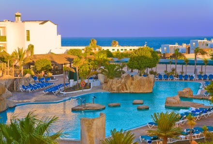 All inclusive holidays to Lanzarote
