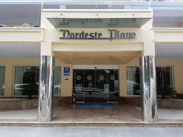 Nordeste Playa Hotel in Ca'n Picafort, Majorca, Balearic Islands