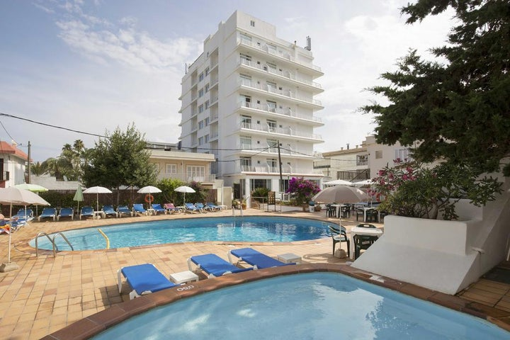 Sultan Hotel in Ca'n Picafort, Majorca, Balearic Islands