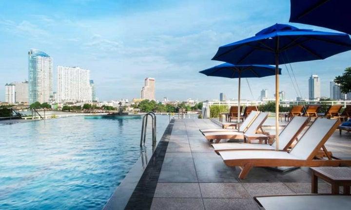 Chatrium Hotel Riverside Bangkok in Bangkok, Thailand