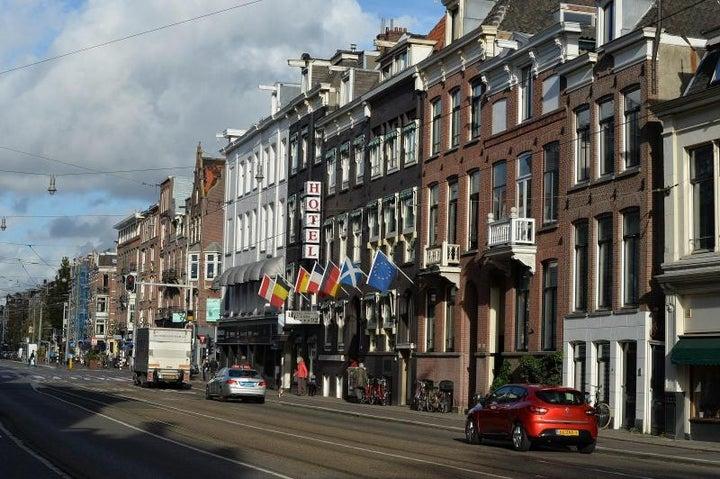 Europa '92 in Amsterdam, Holland