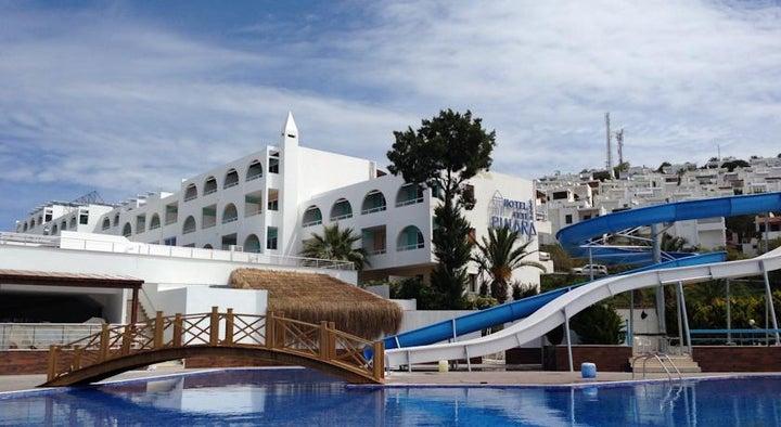 Woxxie Hotel in Turgutreis, Aegean Coast, Turkey