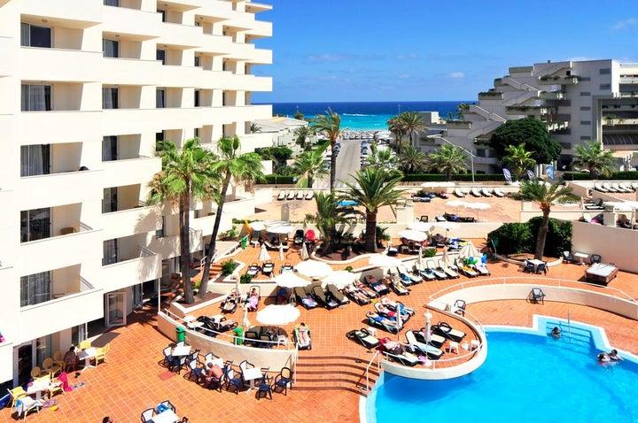 Seasun Siurell Hotel in Sa Coma, Majorca, Balearic Islands