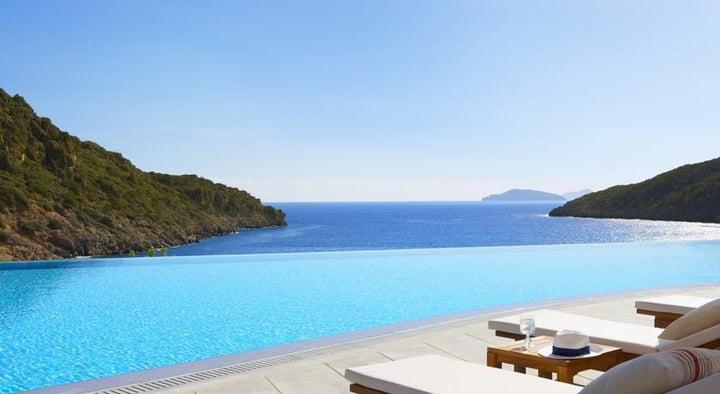 Daios Cove Luxury Resort and Villas in Aghios Nikolaos, Crete, Greek Islands