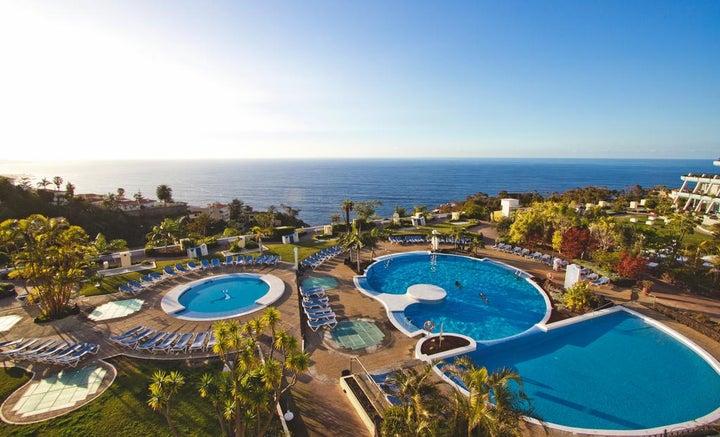Spa La Quinta Park Suites in Santa Ursula, Tenerife, Canary Islands
