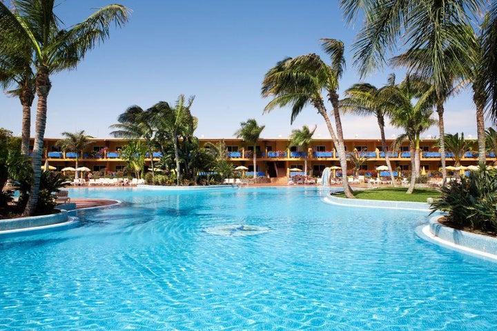 Club Hotel Drago Park in Costa Calma, Fuerteventura, Canary Islands