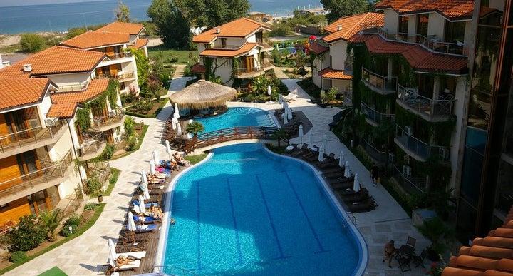 Laguna Beach Resort And Spa In Sozopol Bulgaria