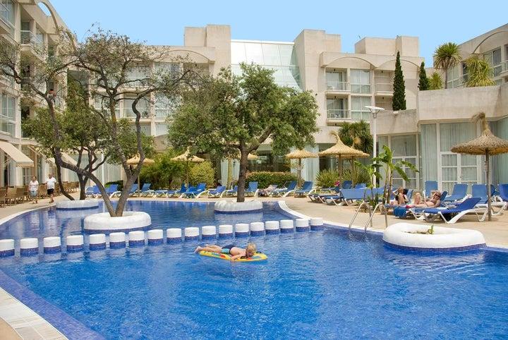 Eix Alzinar Mar Suites in Ca'n Picafort, Majorca, Balearic Islands