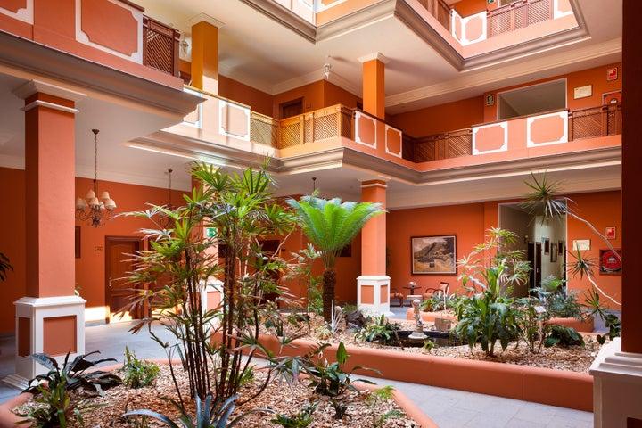 Hotel Garoe in Puerto de la Cruz, Tenerife, Canary Islands