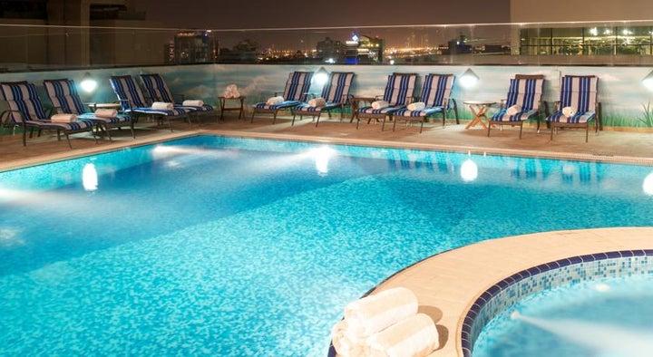 Ramada Chelsea Hotel Al Barsha in Al Barsha, Dubai, United Arab Emirates