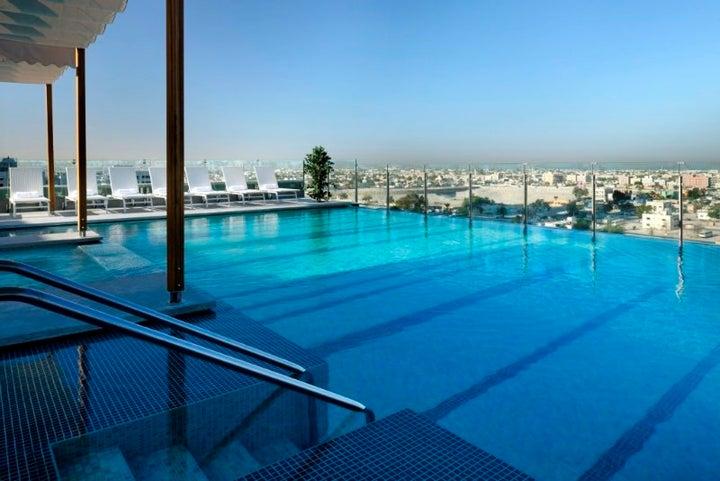 Nassima Royal Hotel in Sheikh Zayed Road, Dubai, United Arab Emirates