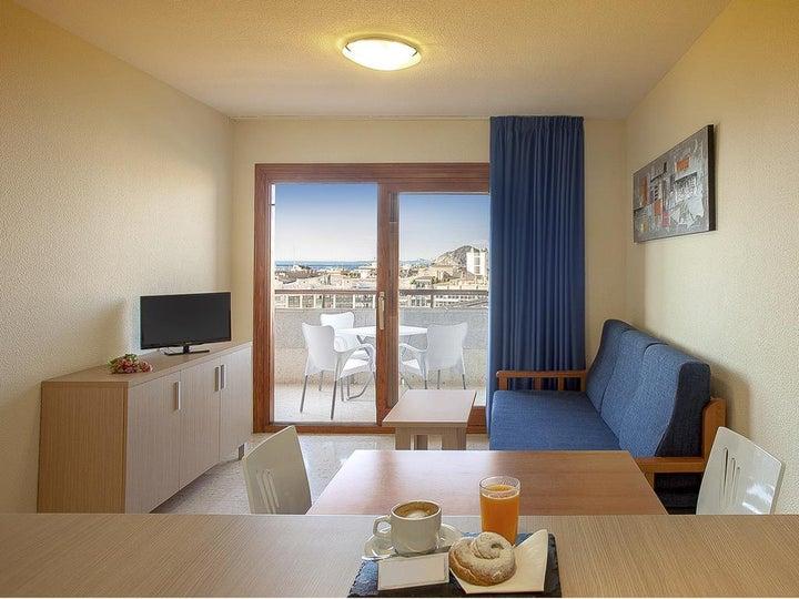Primavera Park Apartments in Benidorm, Costa Blanca, Spain