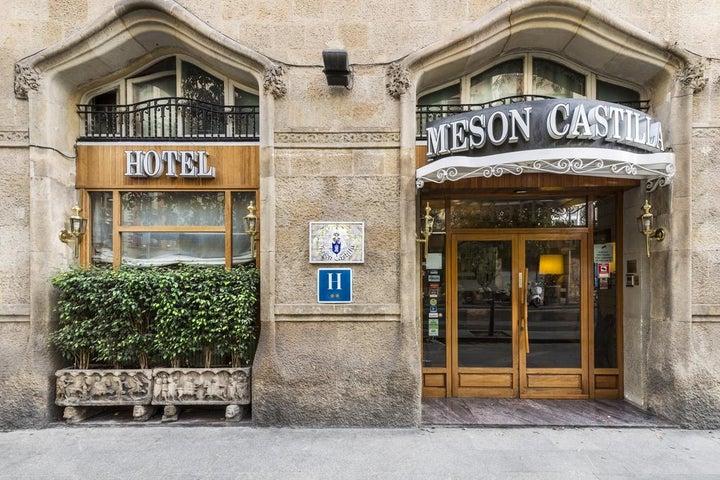Meson Castilla Atiram Hotel in Barcelona, Costa Brava, Spain