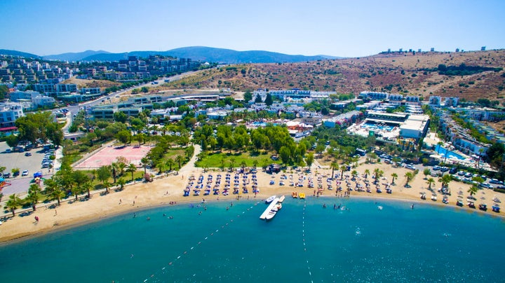Anadolu Hotel Bodrum in Gumbet, Aegean Coast, Turkey