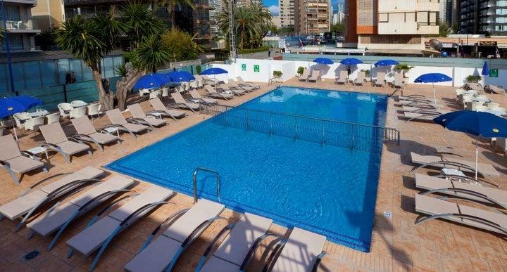 Benidorm centre in benidorm spain holidays from 301pp - Swimming pool repairs costa blanca ...