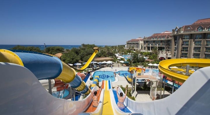 Nashira Resort Hotel & SPA in Side, Antalya, Turkey