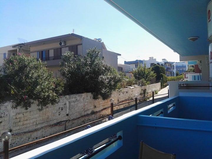 Epimenidis Hotel in Aghia Marina, Crete, Greek Islands