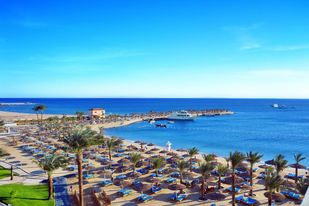 Beach Albatros Resort Hurghada In Egypt Holidays From 376pp Loveholidays